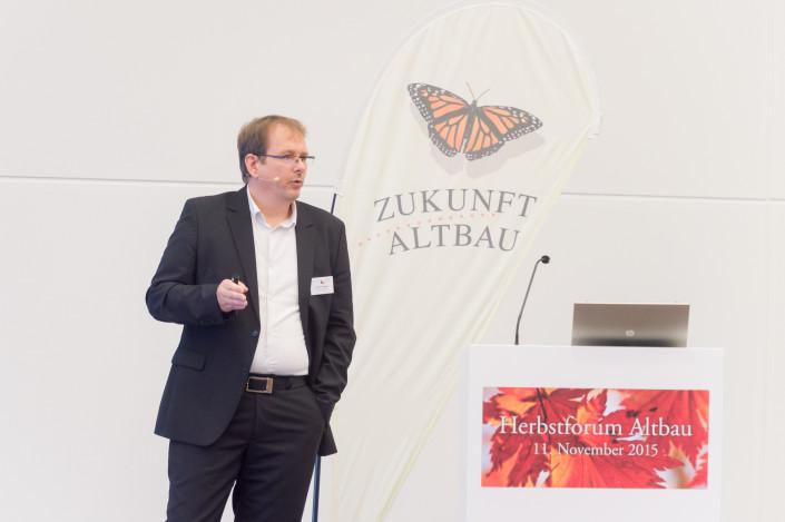 Zukunft Altbau - Markus Haastert