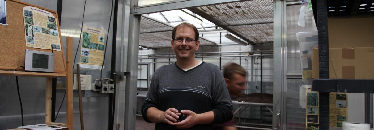 Markus Haastert Gewächshaus